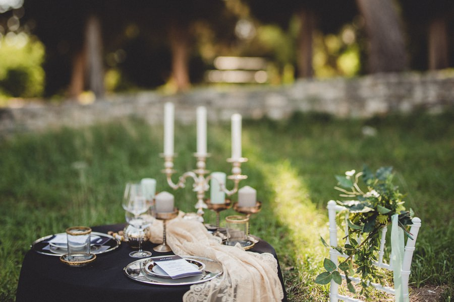 Boho wedding inspiration in Split