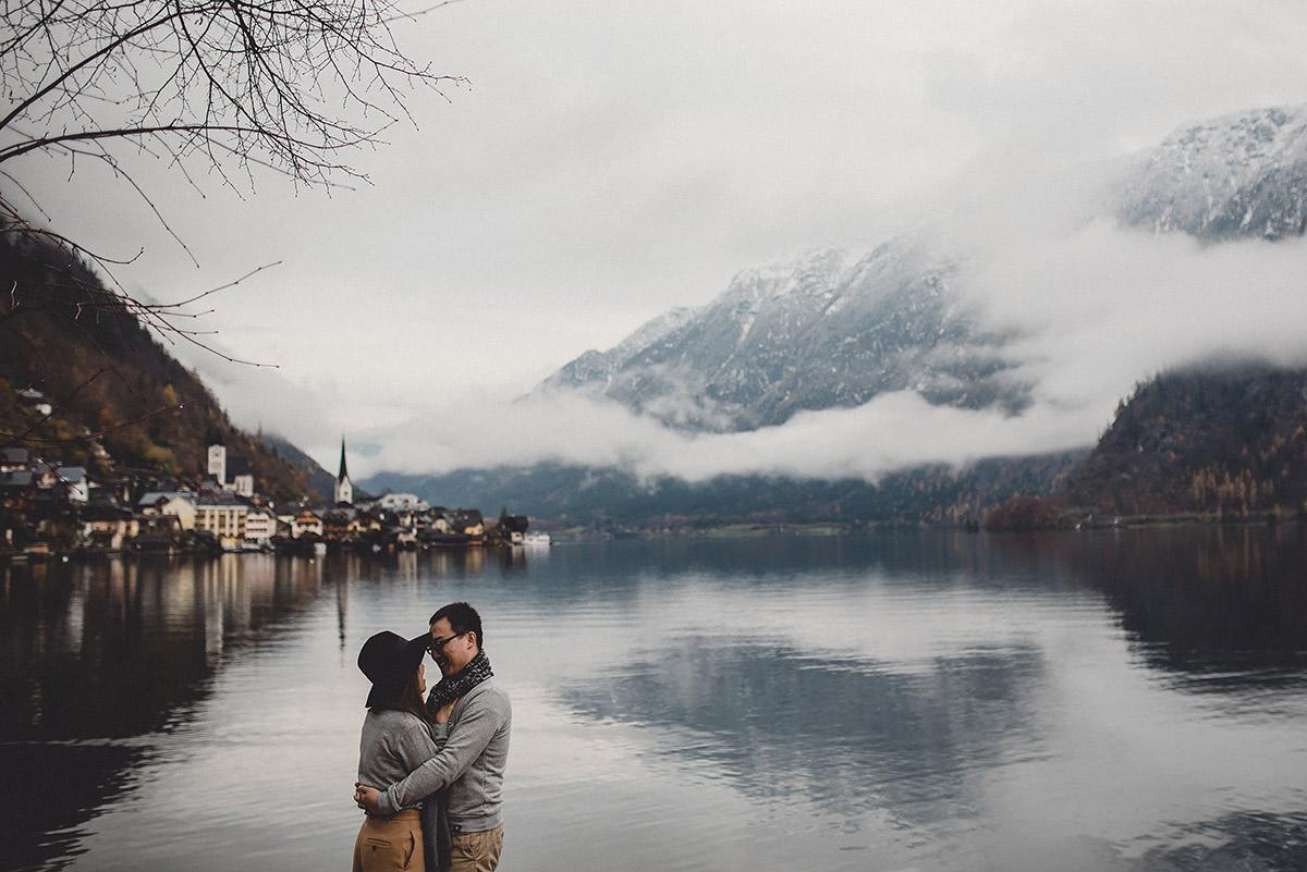 Austrian Alps elopement photographer