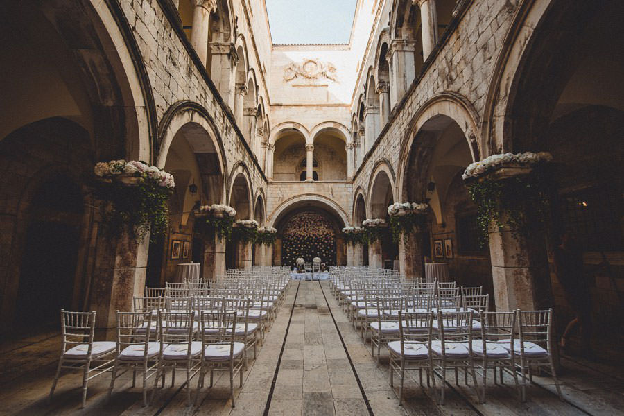 Wedding Venues Croatia - Sponza Palace, Dubrovnik