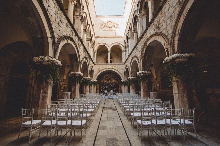 Wedding Venues Croatia - Sponza Palace, Dubrovnik