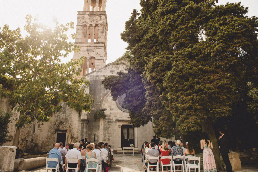 Wedding Venues Croatia - St. Mark's Church, Hvar island