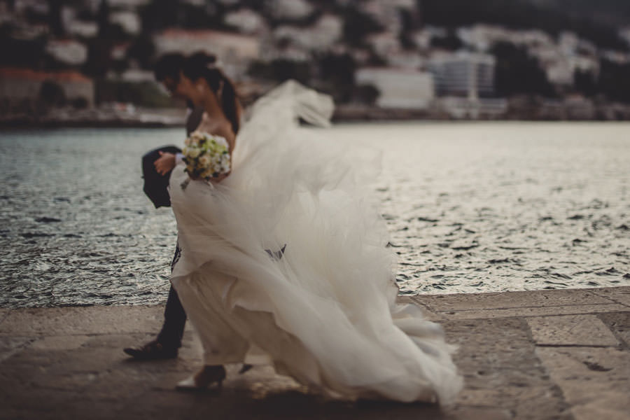 Dubrovnik pre-wedding photographer