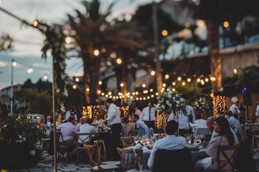 Palm Terrace Dubrovnik Wedding