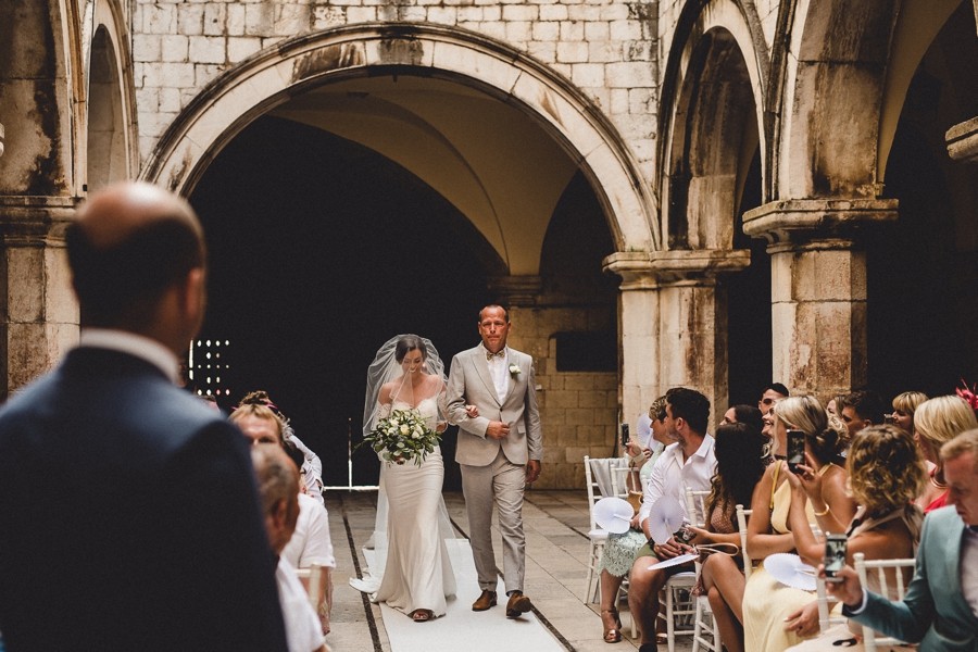 Sponza Palace Wedding Photography