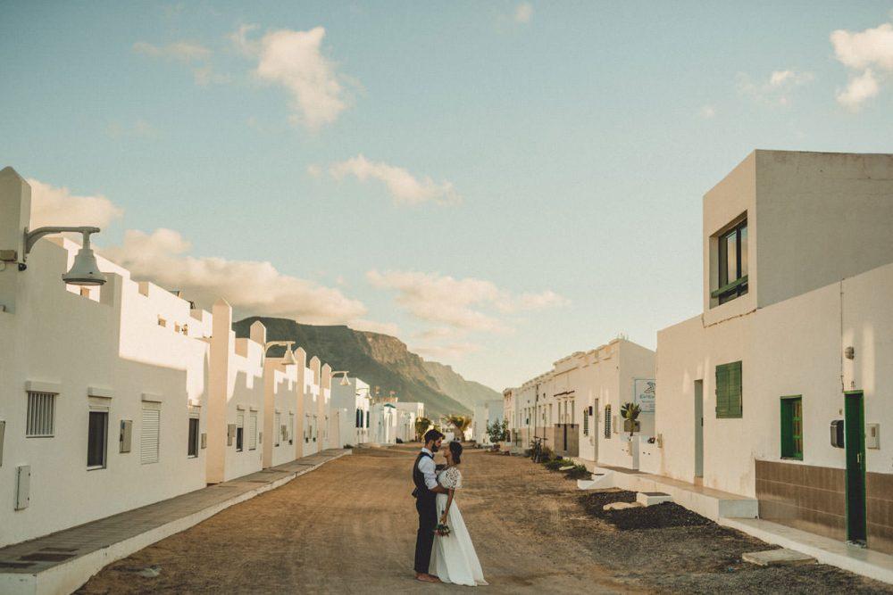 Canary Islands Elopement