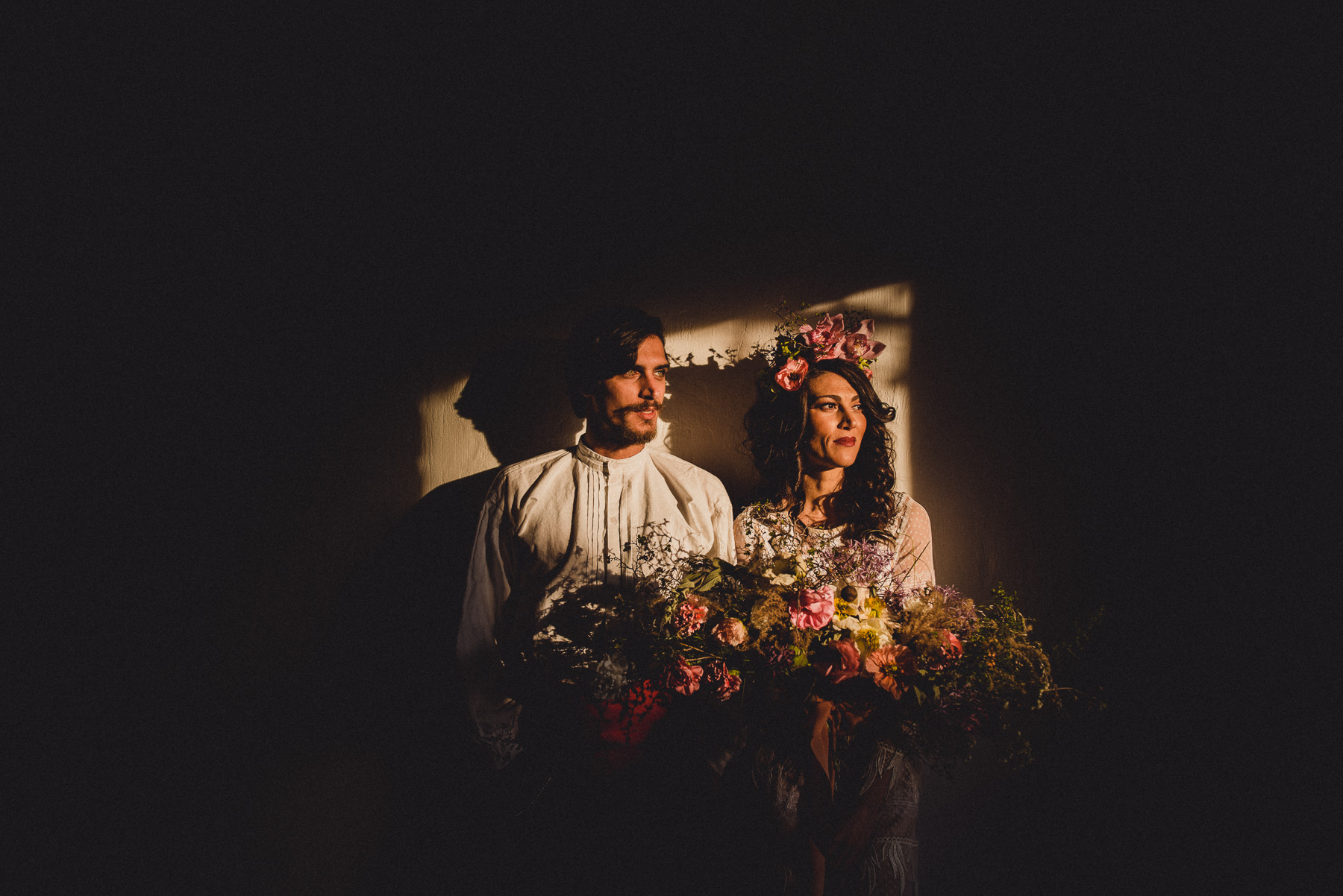 Bibich Winery Wedding