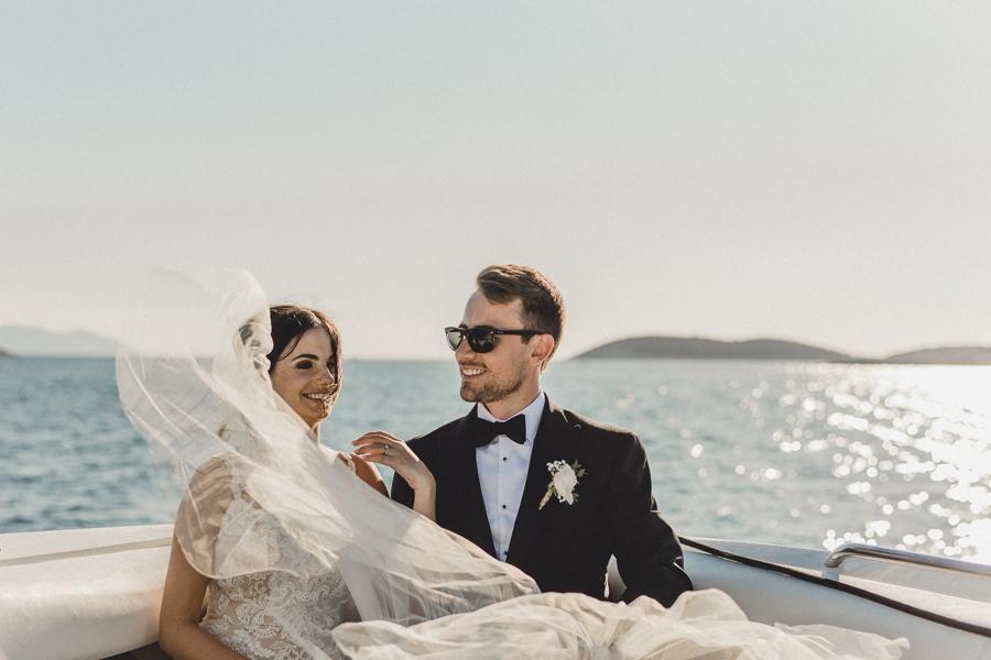 Zori Restaurant Wedding Hvar