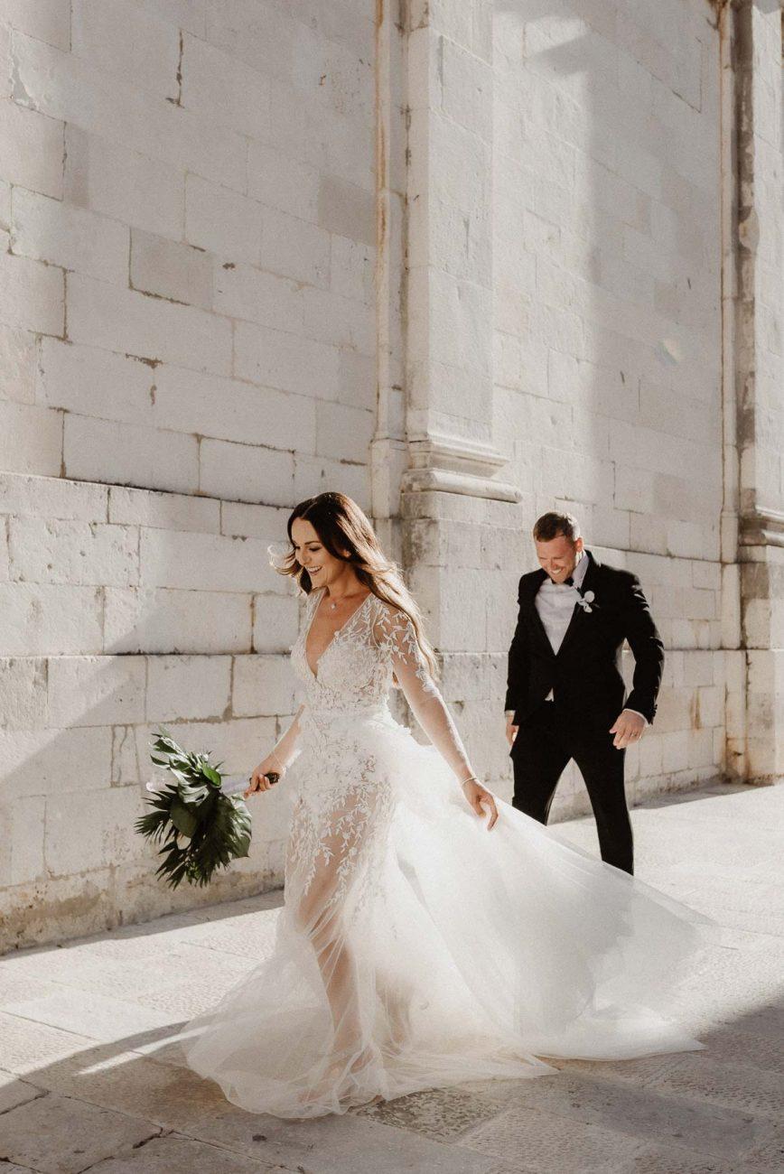 Villa Rose Dubrovnik Wedding